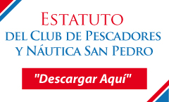 Estatuto Club de Pescadores